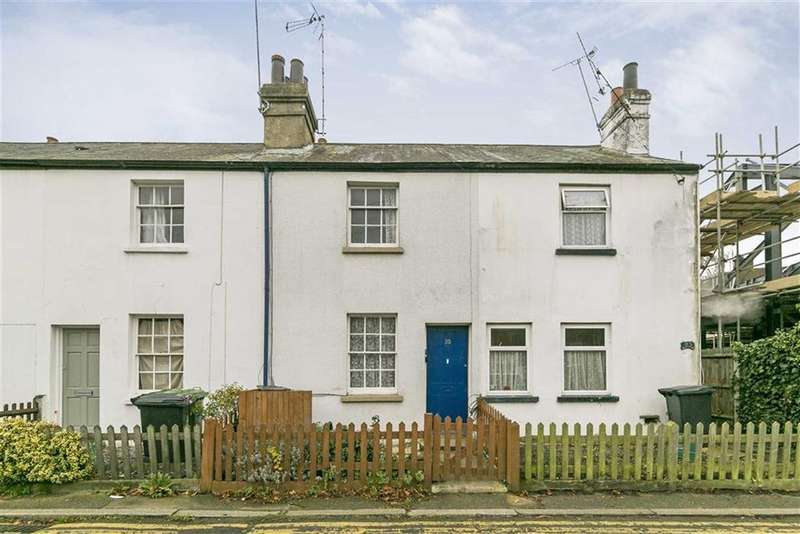 2 Bedrooms Terraced House for sale in West Street, Epsom, Surrey