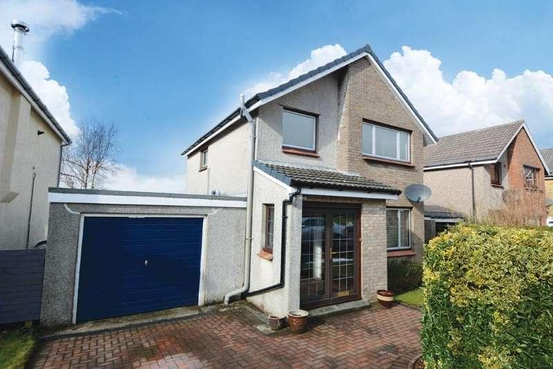 3 Bedrooms Detached Villa House for sale in 8 Fife Place, Fairlie, KA29 0BU