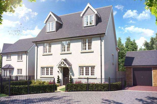 4 Bedrooms Detached House for sale in Sopwith Grange, Greenacres, Duxford, Cambridgeshire