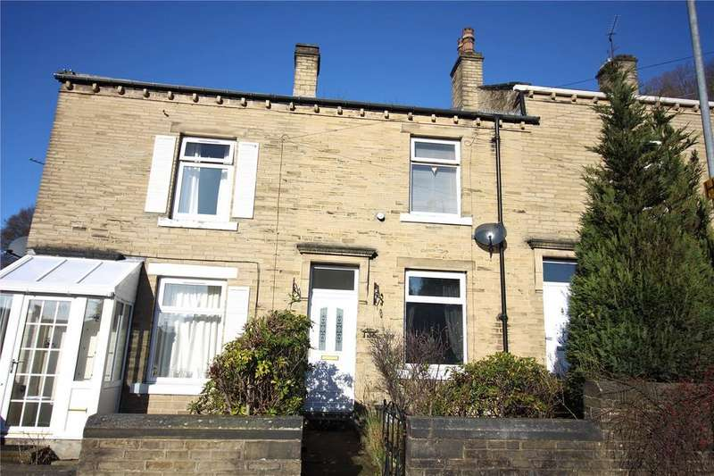 2 Bedrooms Terraced House for sale in Bracken Road, Brighouse, HD6