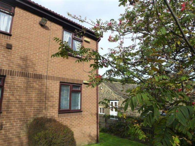 2 Bedrooms Flat for sale in GRESLEY HOUSE, SUSSEX AVENUE, HORSFORTH, LS18 5NP