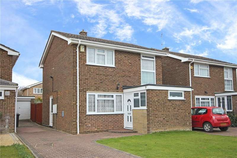 3 Bedrooms Detached House for sale in Green Lane, Kensworth, Bedfordshire