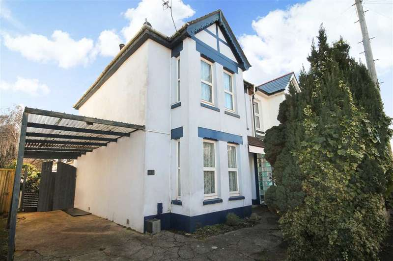 3 Bedrooms Semi Detached House for sale in Avon Road, Bournemouth