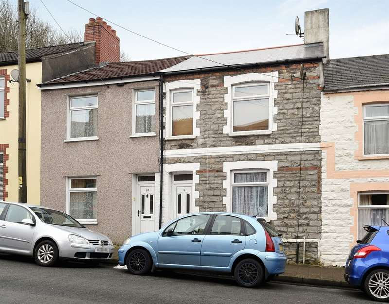 2 Bedrooms Terraced House for sale in Harriet Street, Penarth