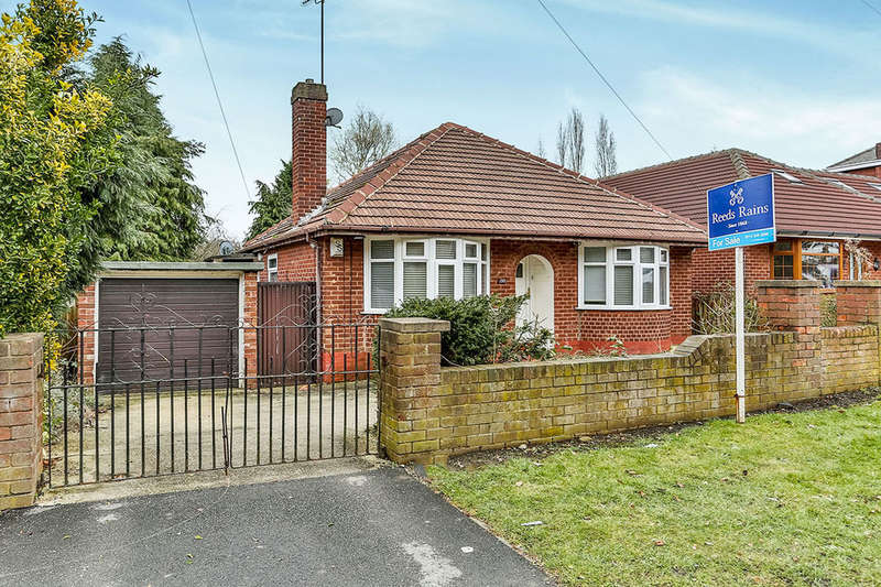 3 Bedrooms Detached Bungalow for sale in Norwood Road, Sheffield, S5