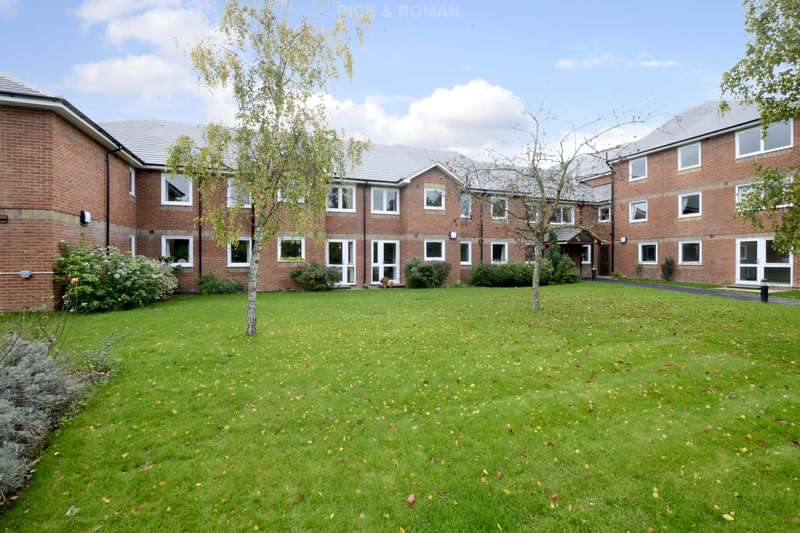 2 Bedrooms Retirement Property for sale in Gibson Court, Hinchley Wood