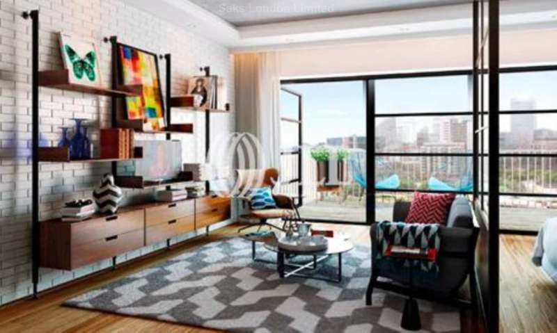 1 Bedroom Flat for sale in CANARY WHARF, E14