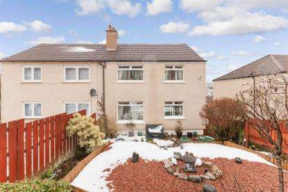 3 Bedrooms Semi Detached House for sale in Auchmead Road, Greenock