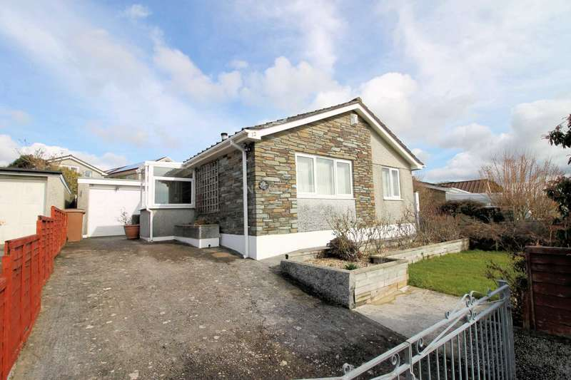 3 Bedrooms Detached Bungalow for sale in Combley Drive, Thornbury, PL6 8JW