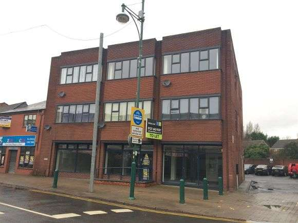 1 Bedroom Flat for rent in High Street, Wednesfield, Wolverhampton
