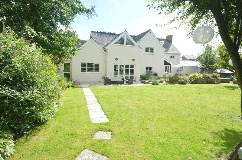 4 Bedrooms Property for sale in Mill Farm House, Abbey Road, Vale of Glamorgan