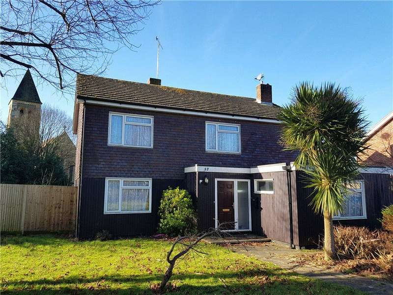 4 Bedrooms Detached House for sale in Shepherds Way, Horsham, West Sussex, RH12