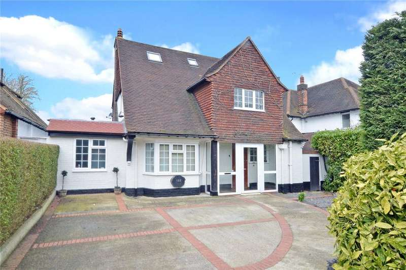 4 Bedrooms Detached House for sale in Belmont Rise, Cheam, Sutton, SM2