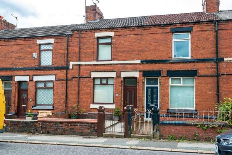 2 Bedrooms Terraced House for rent in Windleshaw Road, Dentons Gree, St Helens