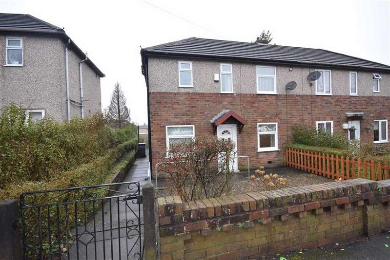 2 Bedrooms Semi Detached House for sale in Mansfield Crescent, Brierfield, Lancashire