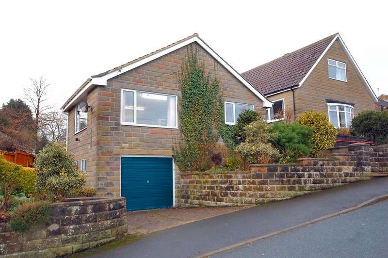 3 Bedrooms Detached Bungalow for sale in Selstone Crescent, Sleights YO22