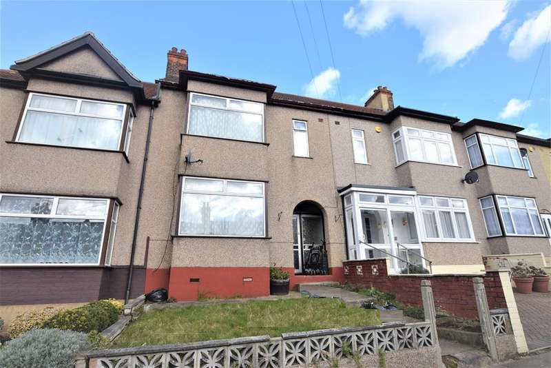 3 Bedrooms Terraced House for sale in Netley Road, IG2 7NR
