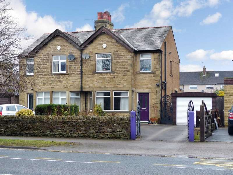 3 Bedrooms Semi Detached House for sale in Skipton Road, Gargrave