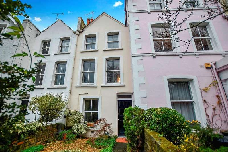 4 Bedrooms Terraced House for sale in Highgate West Hill, Highgate