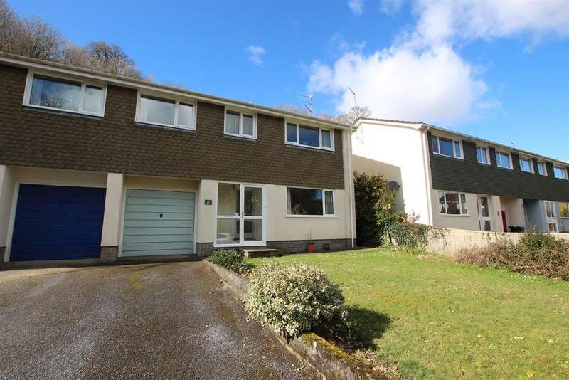 4 Bedrooms Terraced House for sale in Ashburton