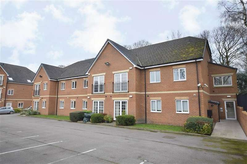 2 Bedrooms Apartment Flat for sale in Greenacres, High Green, Sheffield, S35
