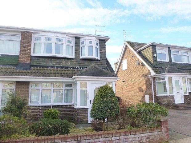 3 Bedrooms Semi Detached House for sale in SANDOWN GARDENS, SILKSWORTH, SUNDERLAND SOUTH