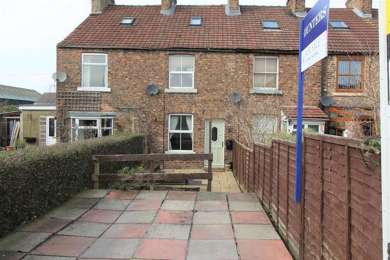 3 Bedrooms Terraced House for sale in Railway Terrace, Sowerby, Thirsk, YO7 1QT