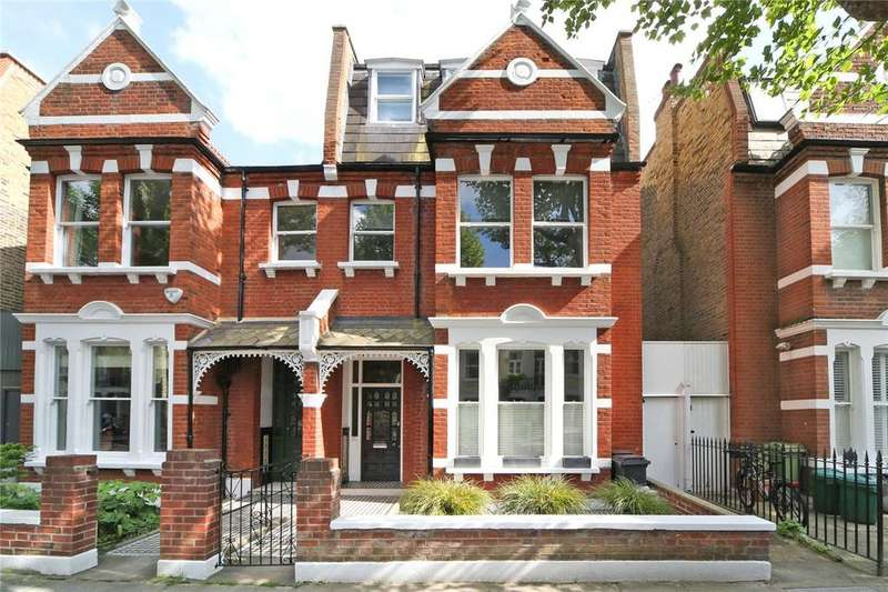 4 Bedrooms Semi Detached House for sale in Doneraile Street, Fulham, SW6