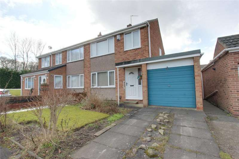 3 Bedrooms Semi Detached House for sale in Wembley Way, Normanby
