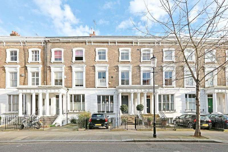 5 Bedrooms Terraced House for sale in Blenheim Crescent, Notting Hill, London, W11