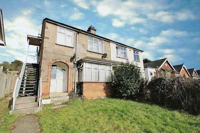 2 Bedrooms Maisonette Flat for sale in Greenstead Road, Colchester