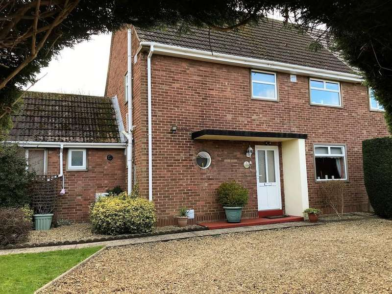 3 Bedrooms Semi Detached House for sale in Maple Avenue, Thurlby, PE10