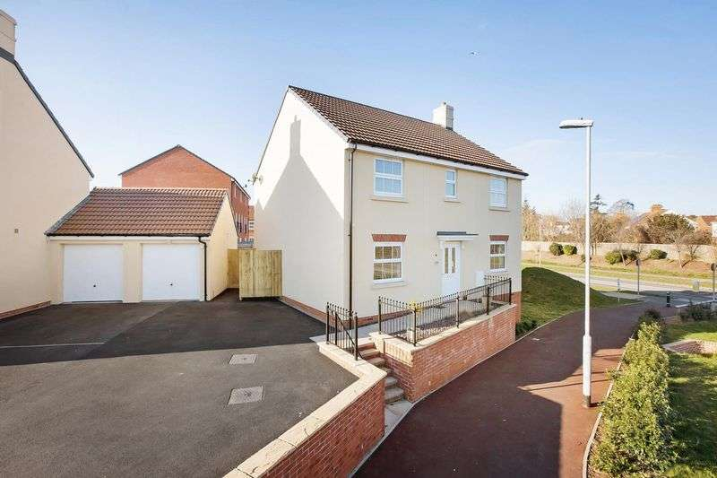 4 Bedrooms Property for sale in Forester Close, Wembdon, Bridgwater