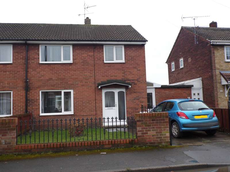 3 Bedrooms End Of Terrace House for sale in Beech Crescent Doncaster Stainforth