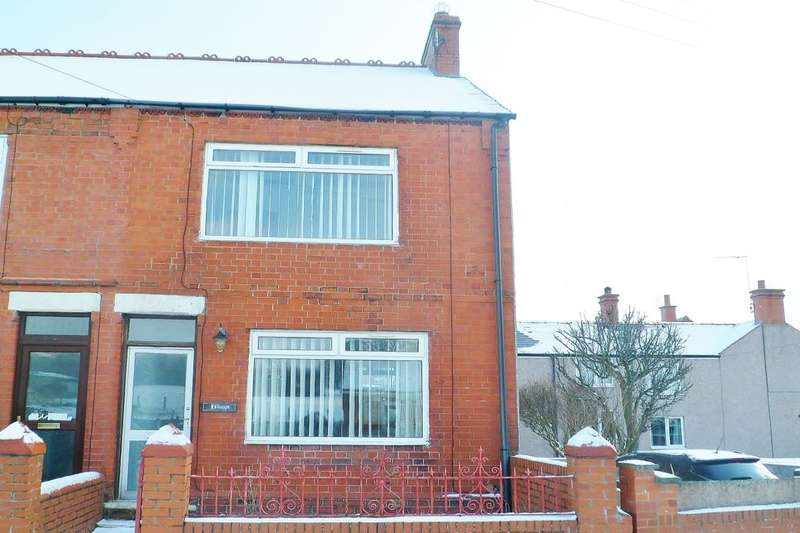 3 Bedrooms Semi Detached House for sale in School Street, Rhosllanerchrugog, Wrexham, LL14