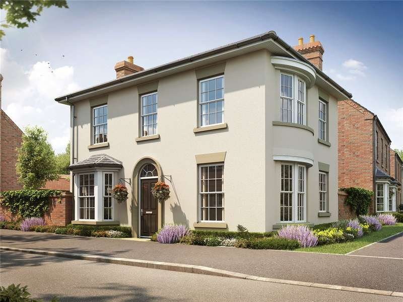 3 Bedrooms Detached House for sale in Luzborough Green, Botley Road, Romsey, Hampshire, SO51