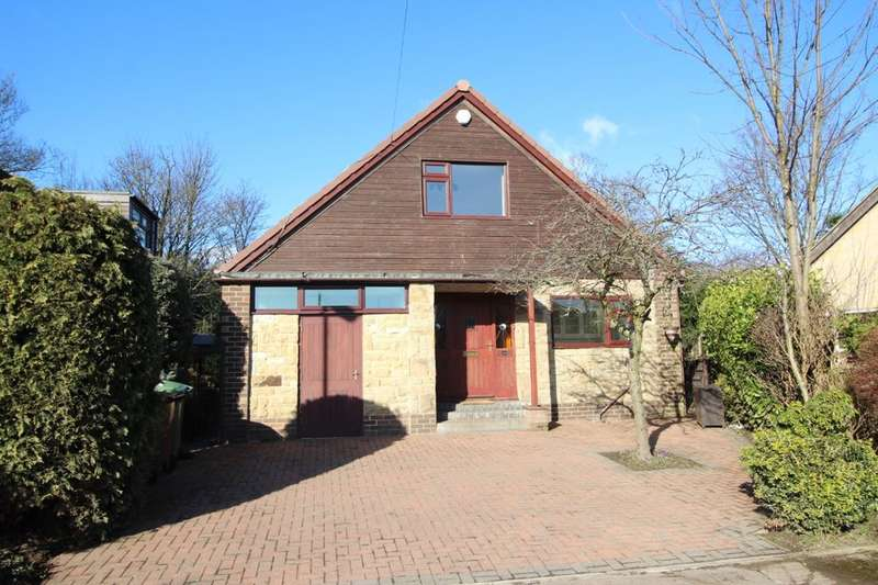 4 Bedrooms Detached House for sale in Ventnor Close, Ossett, WF5
