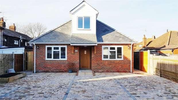 4 Bedrooms Detached House for sale in 104 London Road, Dunton Green, Sevenoaks, Kent
