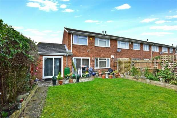 4 Bedrooms End Of Terrace House for sale in 39 Barnes Way, IVER, Buckinghamshire