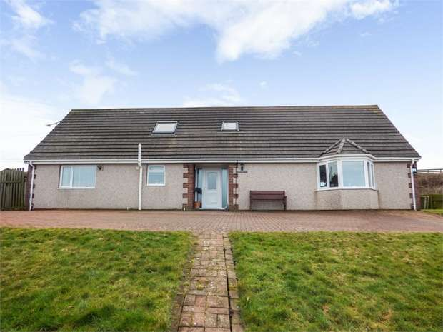 4 Bedrooms Detached House for sale in Nethertown, Egremont, Cumbria