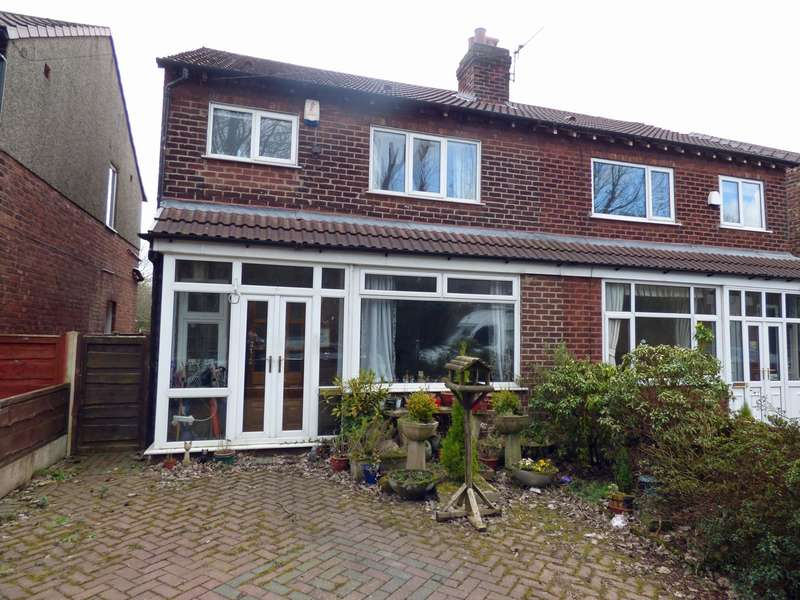3 Bedrooms Semi Detached House for sale in Gower Avenue, Hazel Grove, Stockport, SK7
