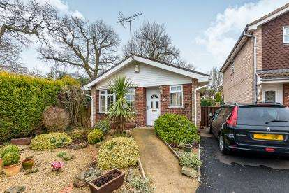 2 Bedrooms Bungalow for sale in Burlington Drive, Western Downs, Stafford, Staffordshire