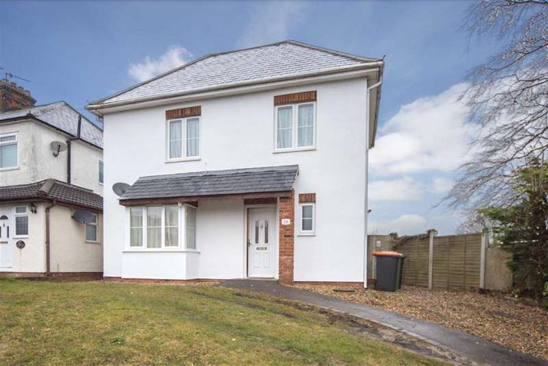 3 Bedrooms Detached House for sale in Mill Road, Houghton Regis, Dunstable, Bedfordshire, LU5