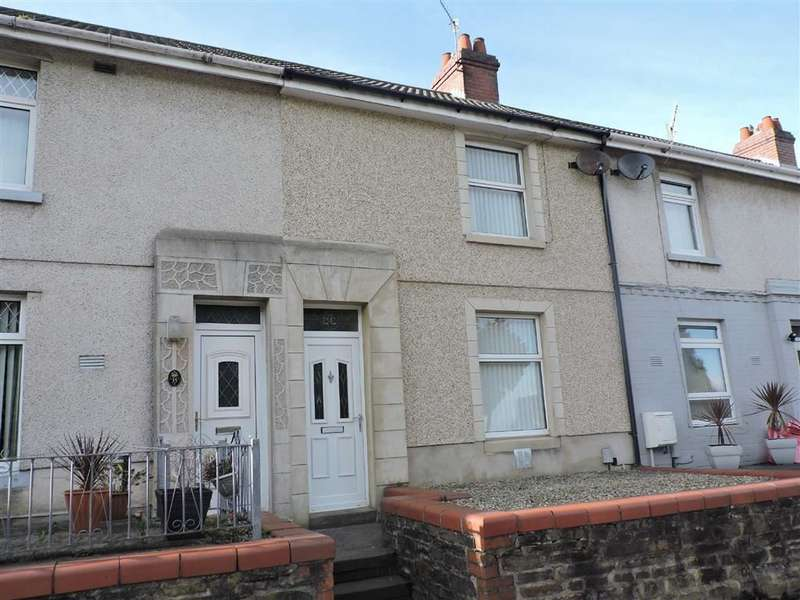 3 Bedrooms Terraced House for sale in Trewyddfa Common, Morriston