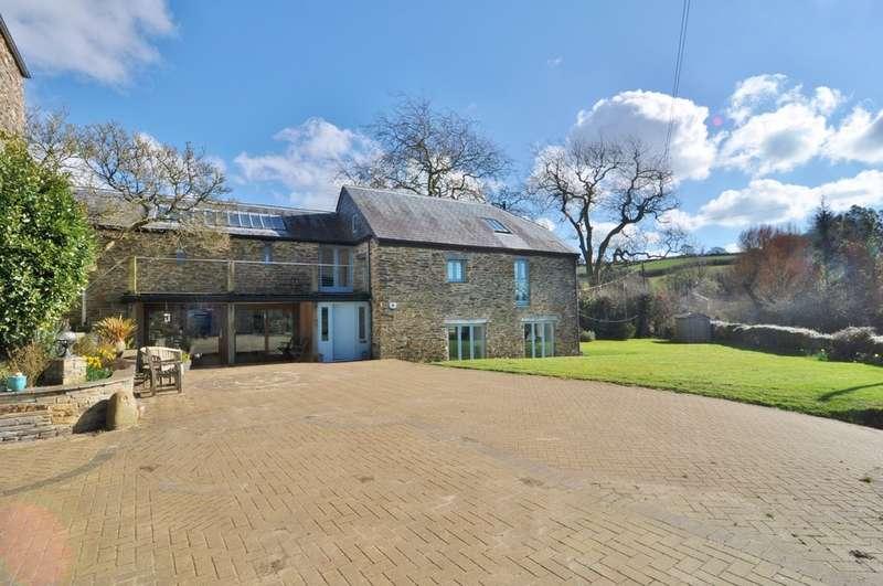 5 Bedrooms Unique Property for sale in Ludbrook, Nr Ermington, South Devon