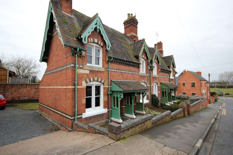1 Bedroom Terraced House for sale in Berwick Street, Cherry Orchard, Worcester, WR5