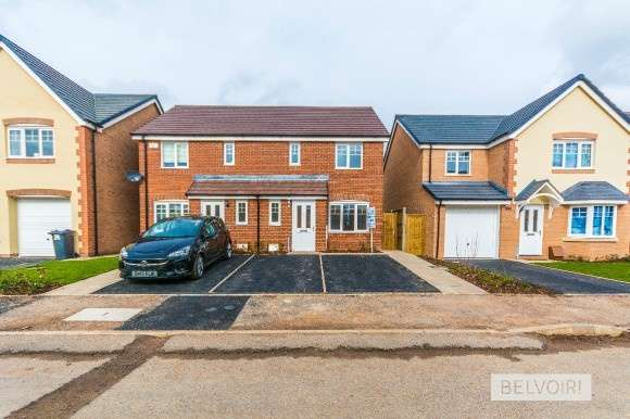 3 Bedrooms Semi Detached House for rent in Martineau Gardens, Martineau Drive, Birmingham