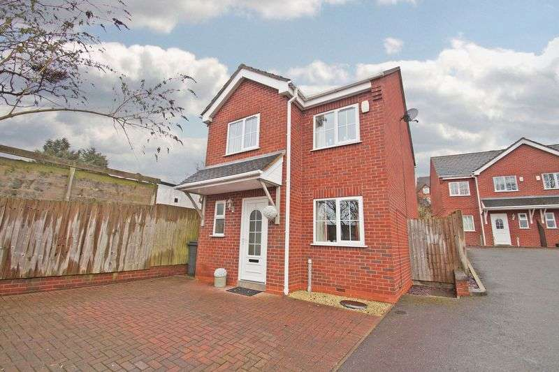 3 Bedrooms Property for sale in Davids Close Southcrest, Redditch