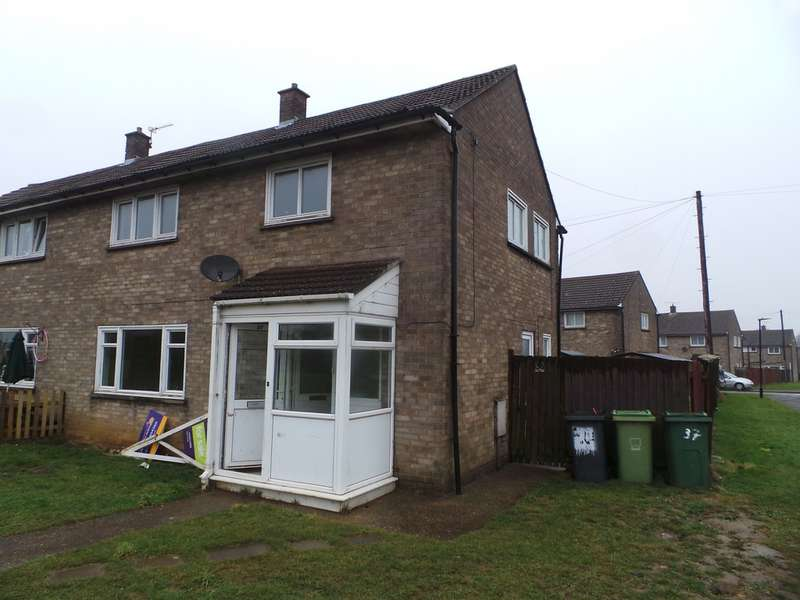 4 Bedrooms Semi Detached House for rent in Buchanan Road, Hemswell Cliff, Gainsborough DN21