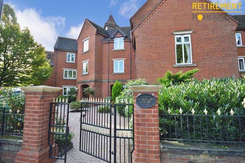 1 Bedroom Property for sale in Scholars Court, Stratford-upon-Avon, CV37 6PN